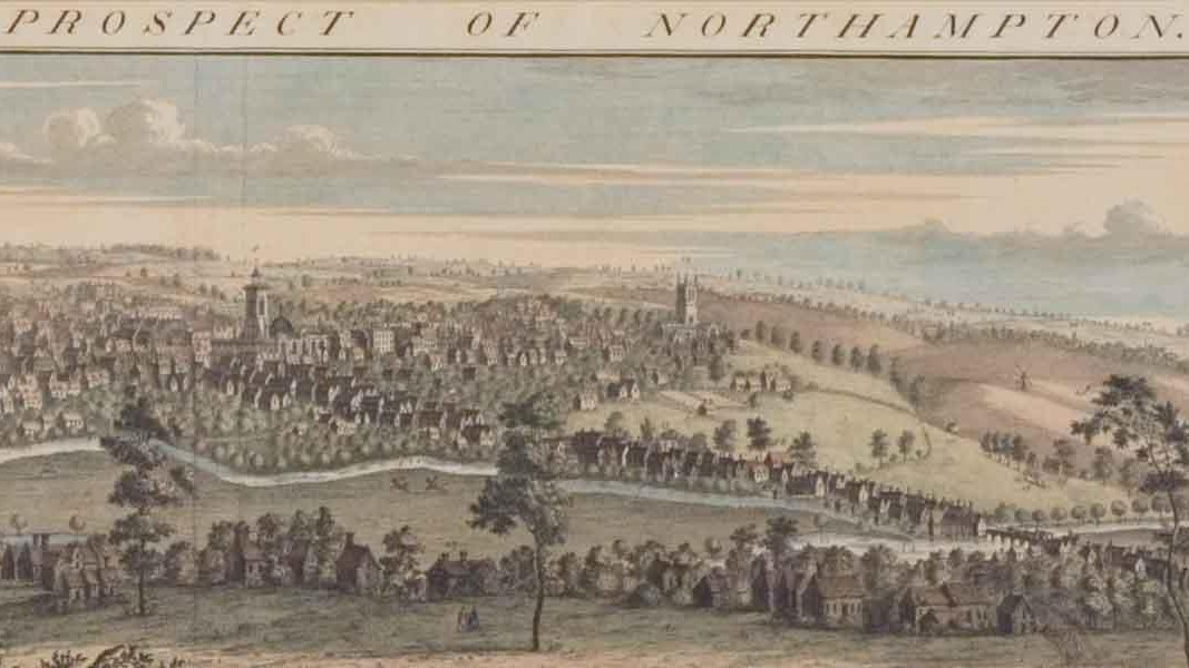 Northampton Great Fire