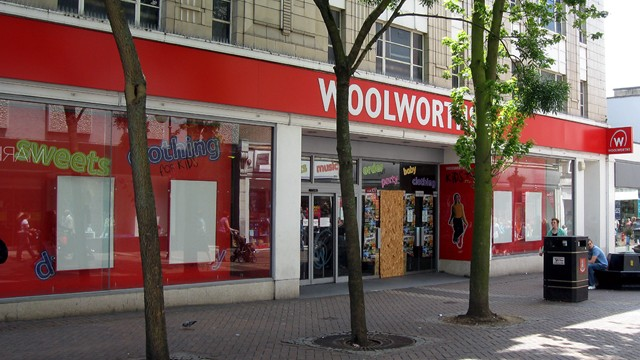Northampton Woolworths Abington Street