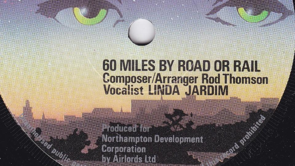60 Miles Vinyl